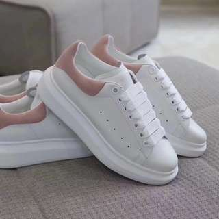 MCQ 2018ss 春夏首選 NEW 「 小白鞋 」  35 - 39