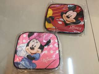 Mickey/ Minnie Thermal Cooler Bag