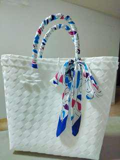 BN Handwoven Tote Bag (Lowered Price)