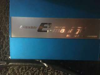 GReddy Trust E-Manage Blue by Original Distributor M7 Mutiara Motors Version