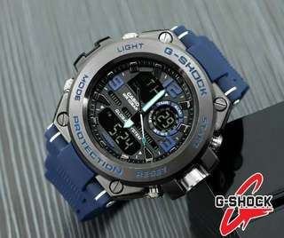 G-SHOCK MESIN DOUBLE TIME