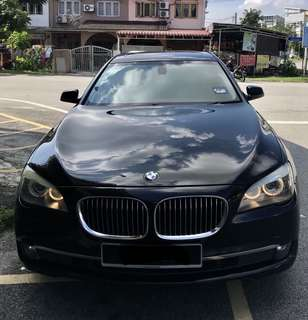 BMW 7-Series for sambung bayar direct owner