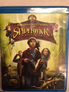 The spider wick chronicles (bluray)