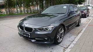 BMW 328 sport