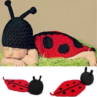Baby Bug Crochet Costume