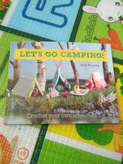 Let's Go Camping Crochet Pattern