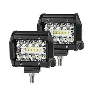 汽車DC12V/24V三排LED工作燈