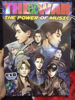EXO THE POWER OF MUSIC x3