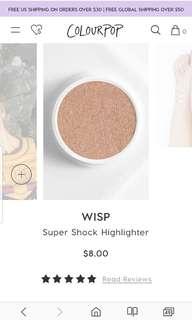 Super shock highlighter WISP