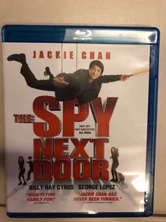 The spy next door (bluray)