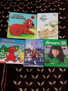 (BUNDLE) Children's Book Bundle #4