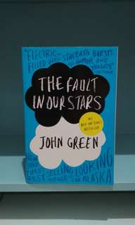 John Green's The Fault in Our Stars (english)