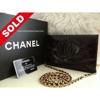 Sold chanel patent 20