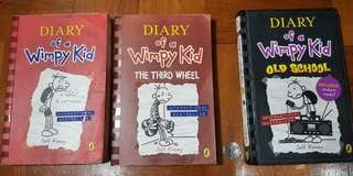 Diary of wimpy kif