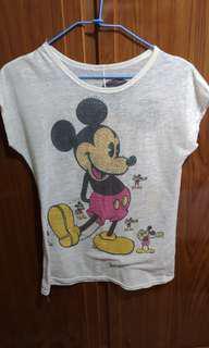 🚚 長版米老鼠休閒衣