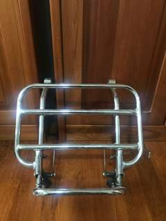 Vespa Front Rack