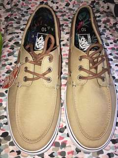 Authentic Vans Chauffer