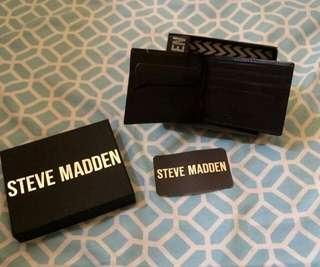 Steve Madden Genuine Leather Wallet