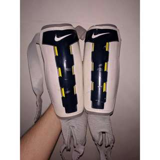 Authentic Nike Charge Shin Guards
