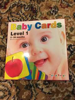 Baby Learning Cards