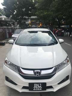 Honda City full spec
