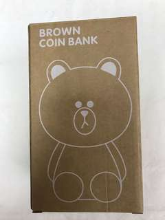 🚚 Line Friends Coin Bank