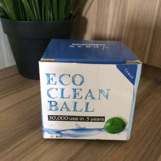 Eco ball for toilet