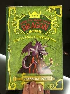 How to Train Your Dragon Book 5