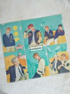 BTS Japan 4th Muster Mini L Holder