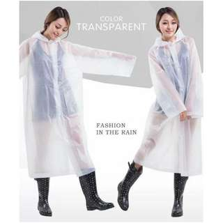 Ponco Rain Coat