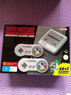 *** PRICE DROP*** Super Nintendo Mini Console