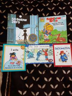 (BUNDLE) Children's Book Bundle #6