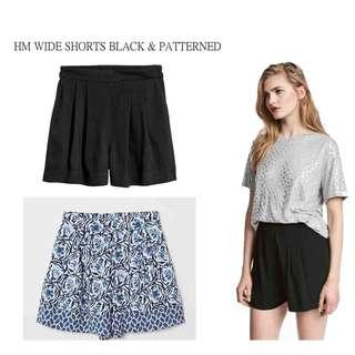H&M Wide Short