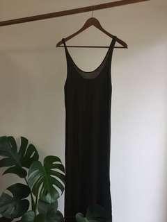 Sportsgirl maxi dress size S