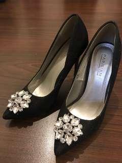 Parisian Black Formal Shoes 7