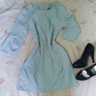 Light Blue Dress (M-L)