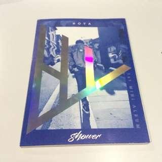 Hoya Shower Album