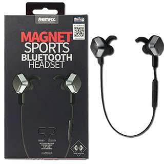 Remax Magnet Sports Bluetooth Headset S2
