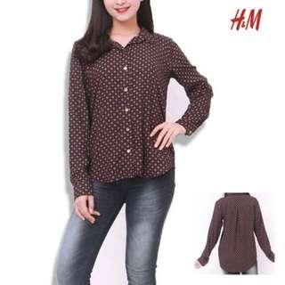 H&M Gaida Shirt S XS