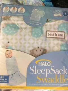 Halo SleepSack Micro-Fleece Swaddle
