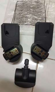 Quinny zap extra adapter