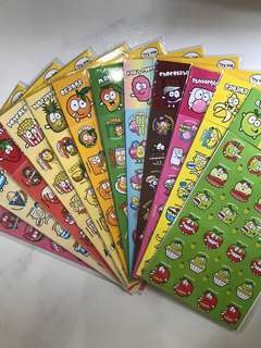 Scratch & Sniff Stickers