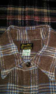 SUGAR CANE Co. Flannel