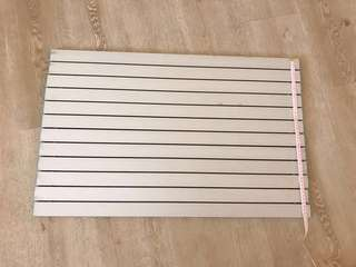 Cooling aluminium plate for pets