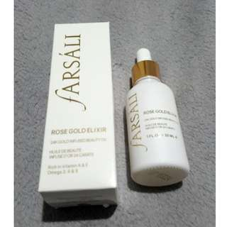 Farsali 24k Rose Gold Elixir 30ml Brand New In Box + Authentic (PRICE IS FIRM, NO SWAPS)