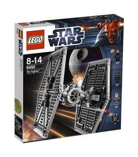 Lego Star Wars 9492 Tie Fighter [Year: 2012]