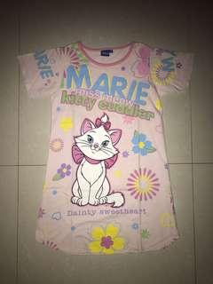 [USED] - Disney Marie Pajamas