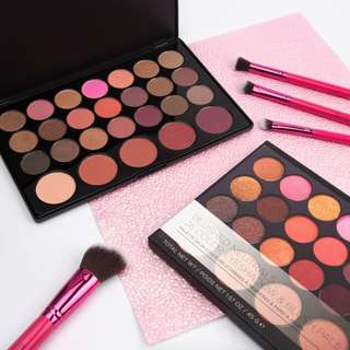 BH Blushed Neutrals - 26 Color Eyeshadow and Blush Palette