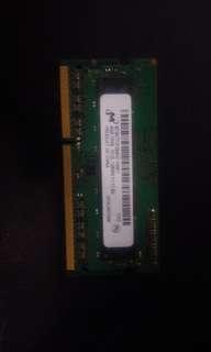 4GB DDR3L SODIMM