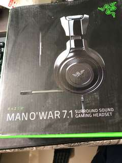 Razer Man'O War 7.1